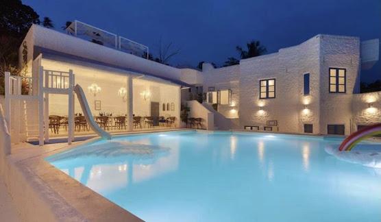 Little Greece Matara - Blue Beach Villa Hotel