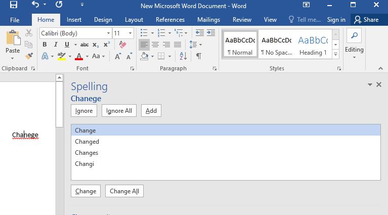 Cách kiểm tra chính tả trong word và các trình soạn thảo