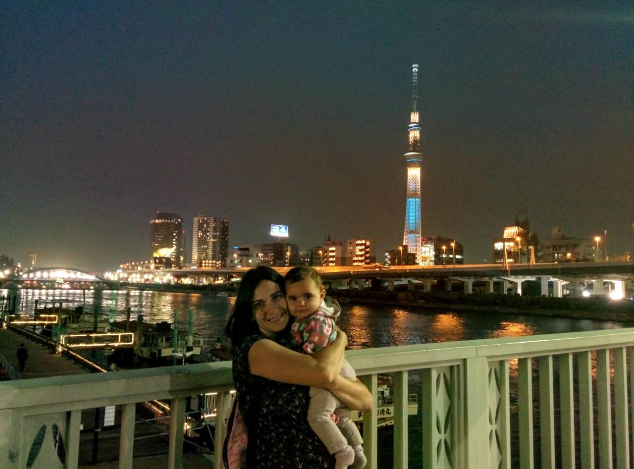 Qué ver en Tokio. Tokio Skytree