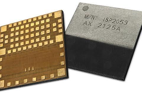 ISP2053-AX RF High-End RF Module With Dual-Core Processor
