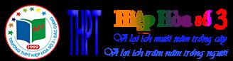 Trường THPT Hiệp Hòa số 3 - Hiep Hoa No. 3 High School