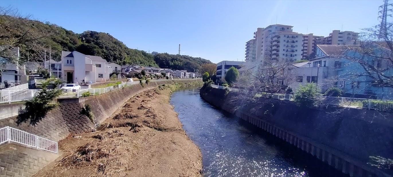 引地川 河川改修工事始まる・・・静かになれば殺風景で退屈な見晴らしになるねぇ・・・