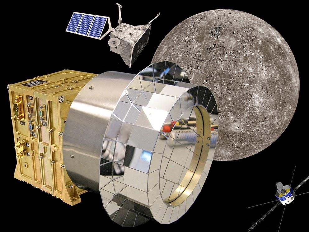 Vesmírna sonda ESA-BepiColombo
