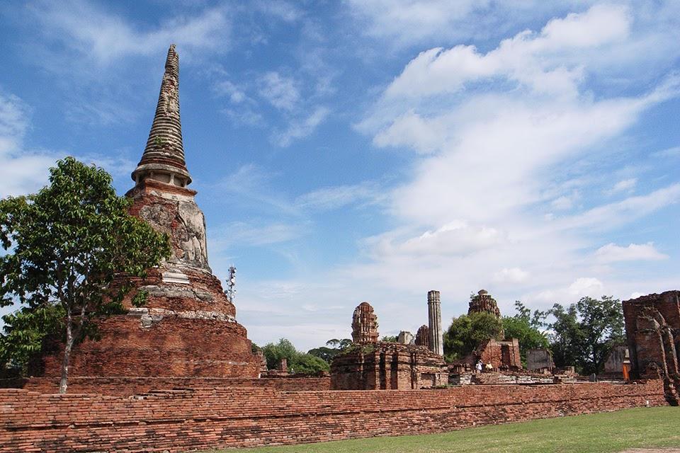 2007092017 - Ayutthaya(Wat Phra Mahathat)