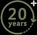 90s免膠科技地板壽命20年