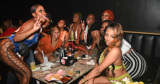 Friday July 23,2021-Atlanta,GA-Paradise-Rhythm & Vibes