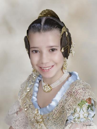 Laura Lucía García Vaquero, falla Duc de Gaeta-La Pobla de Farnals - nº145