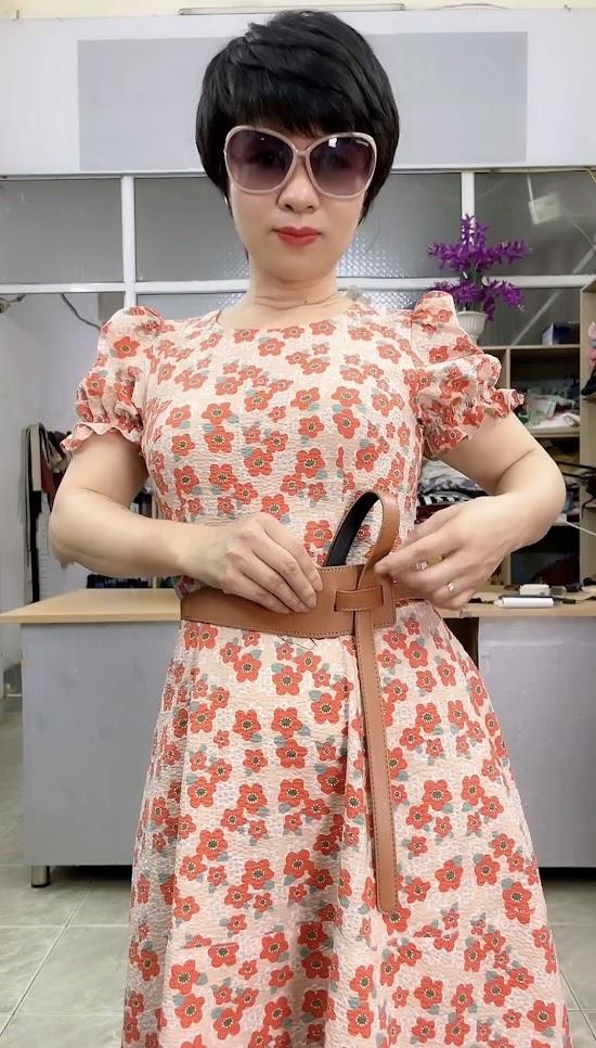 thắt lưng nữ thời trang thủy hà nội