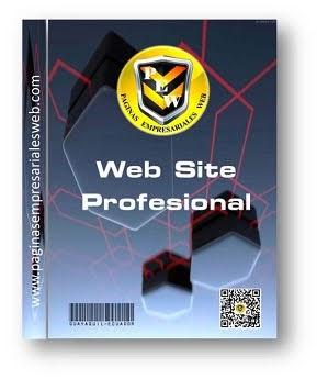 Diseño de Pagina Web Profesional Ecuador