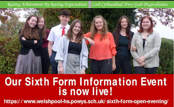 Sixth Form Information Event