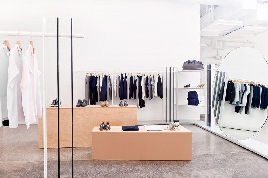 giá kệ shop thời trang
