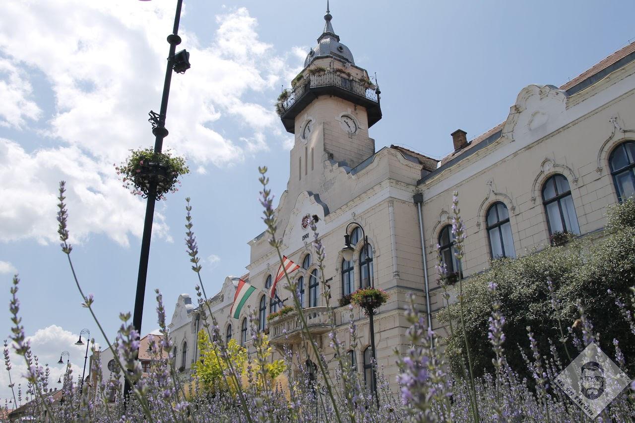 KÉP / Ráckevei Járásbíróság épülete