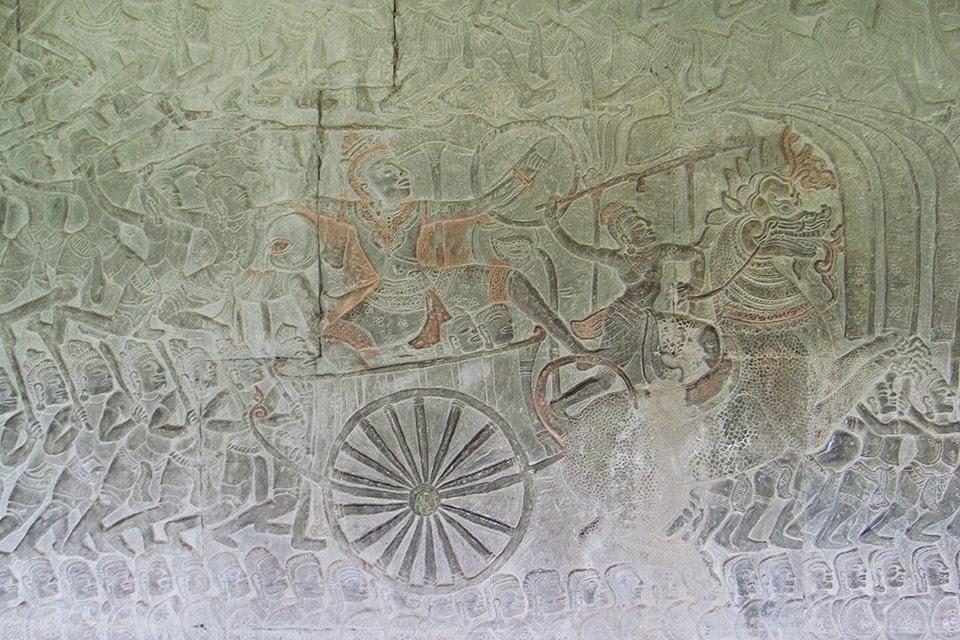 2007092110 - Angkor Wat(Relief)