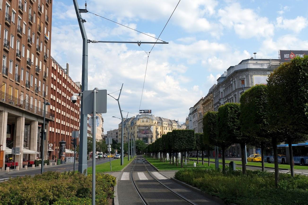 Будапешт. Август 2021 года. Красивая картинка и ….