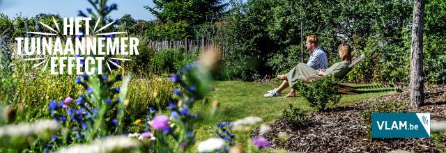 VLAM zendt nieuw tuinprogramma uit dit najaar op Plattelandstv en Eclipstv