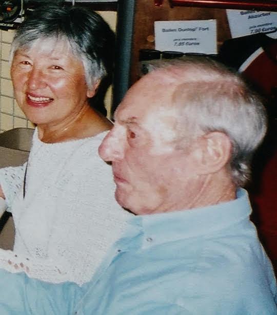 Avec William, elle aimait profondément le club et participait avec enthousiasme...