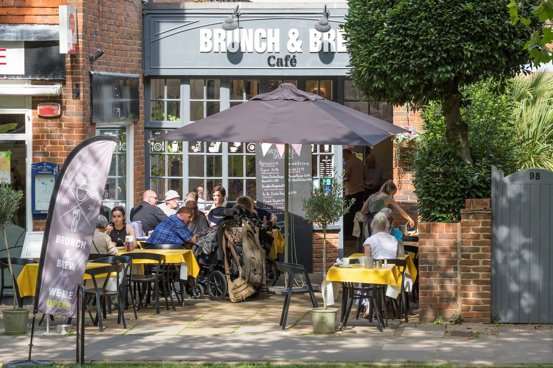 Brunch and Brew, Tenterden High Street