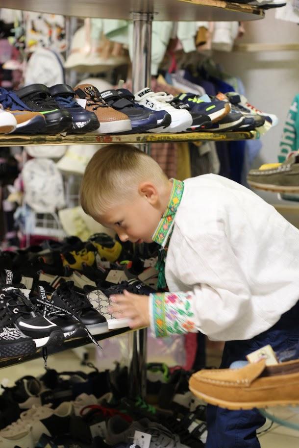 взуття школяра