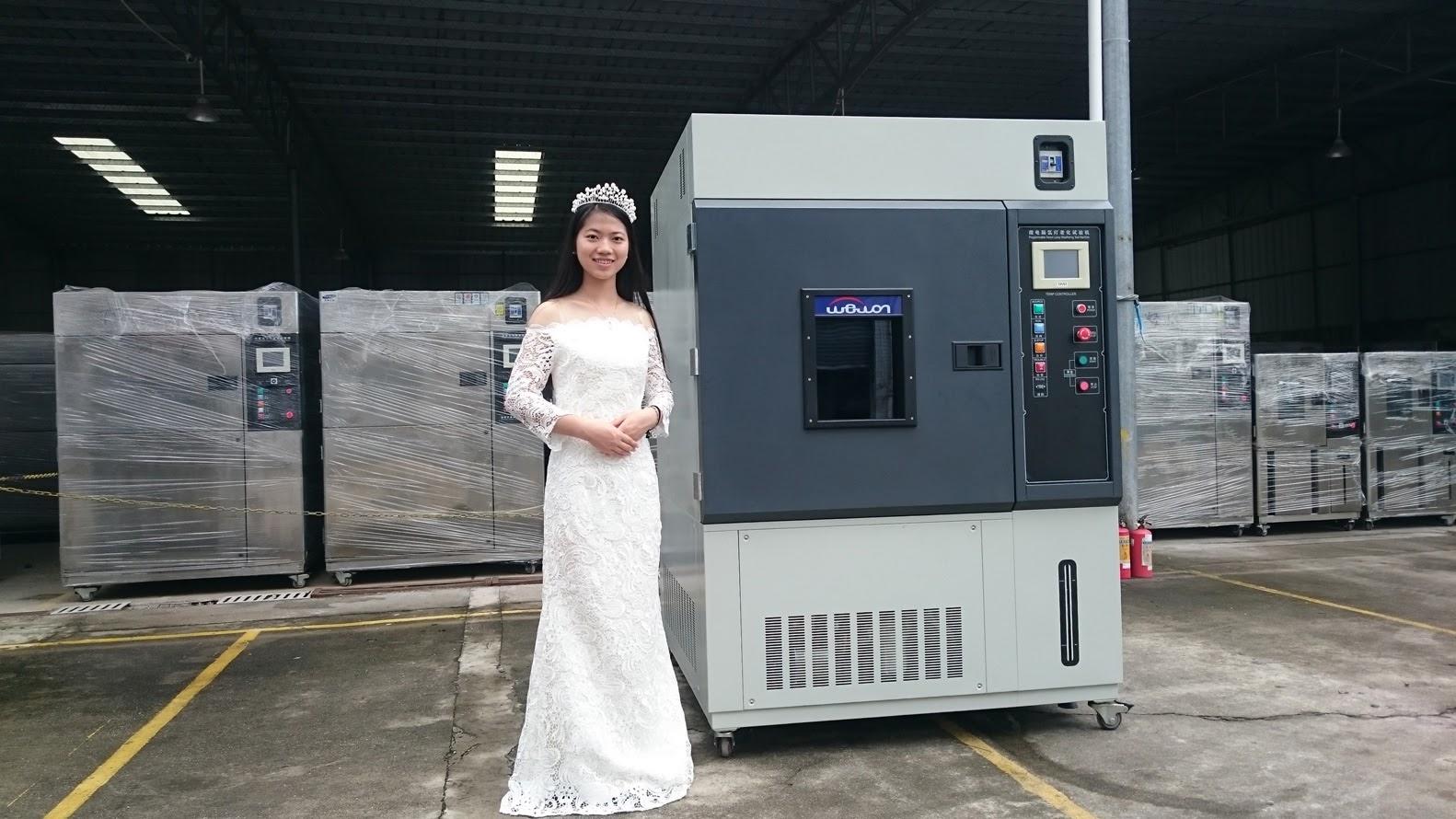 MIL STD 810H Test Method 505.7 – Solar Radiation Sunshine Machine