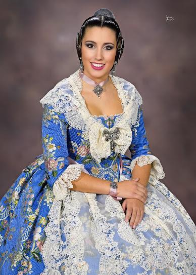 Camila Román Pérez, falla Regne de València-Sant Valer - nº170