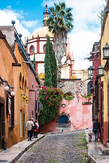 San Miguel de Allende, Mexic, UNESCO