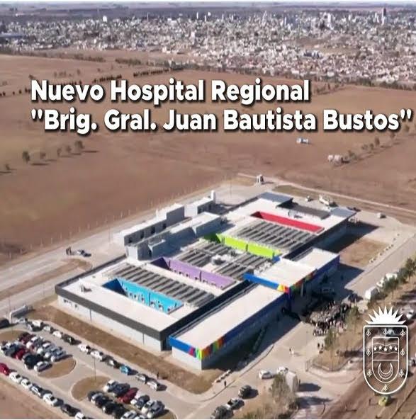 RÍO TERCERO: CON LA PRESENCIA DEL GOBERNADOR SE INAUGURÓ EL NUEVO HOSPITAL
