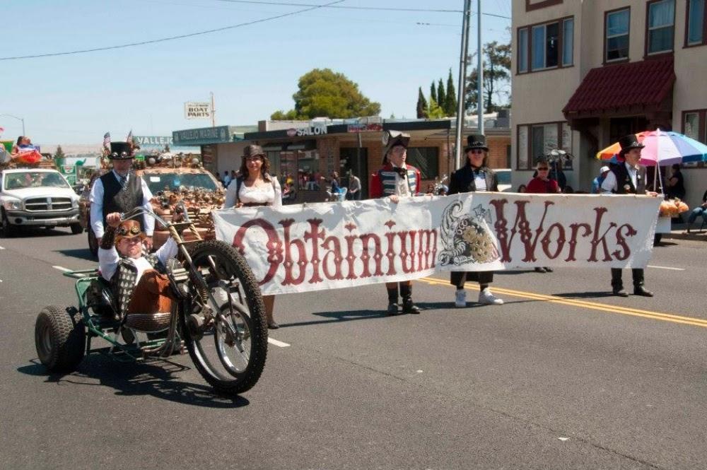 Obtainium Works, os construtores de maluquices