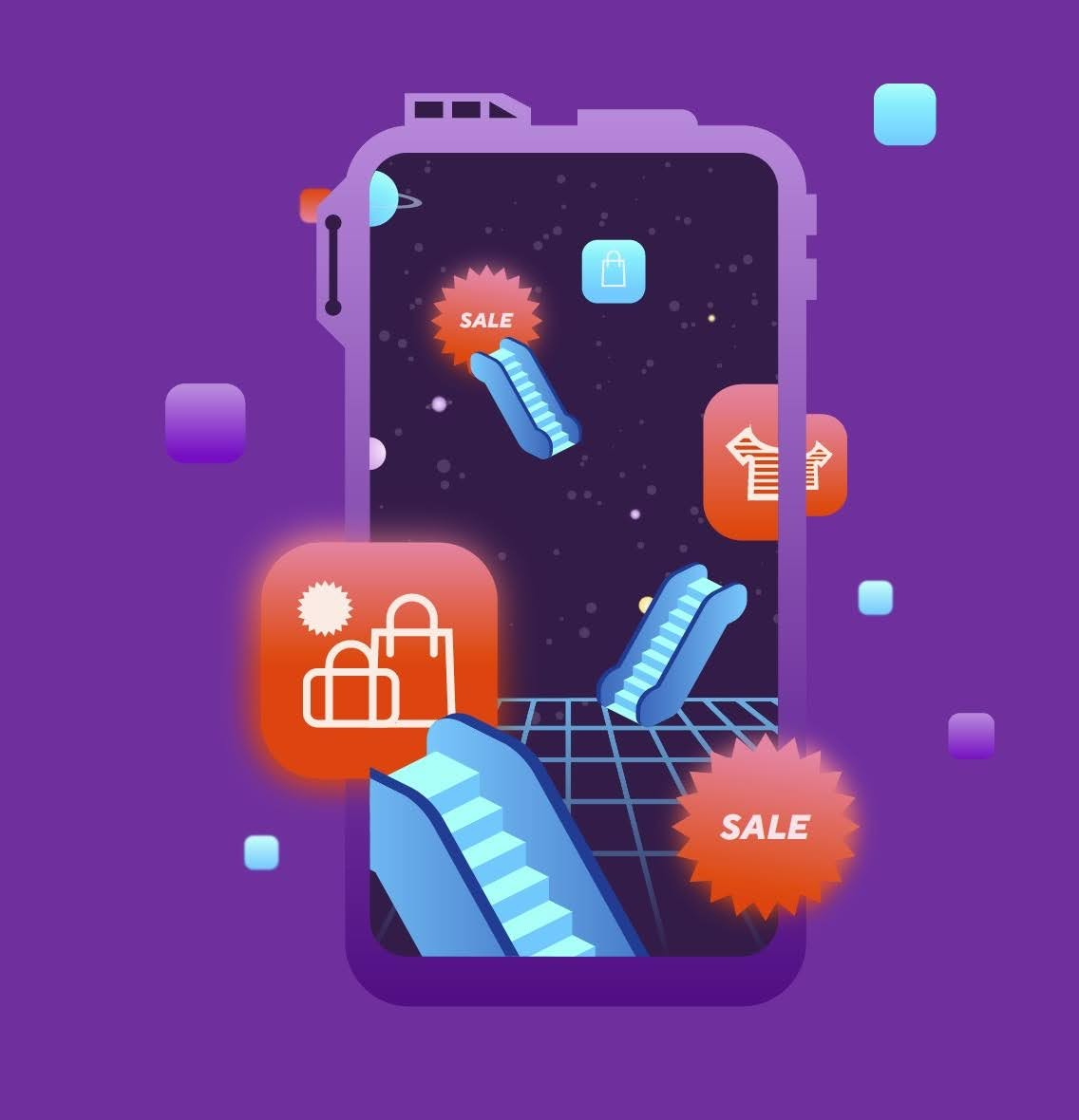 Product and Engineering Trends in Mobile Shopping Apps