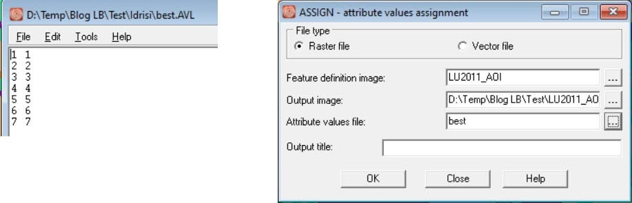 Edit dan proses Assign