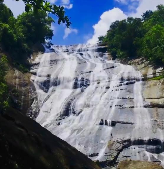 Kirindi Ella Waterfall