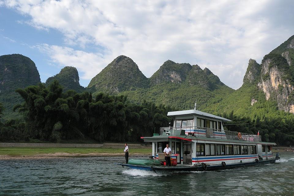 2009071810 - Lijiang River Cruise