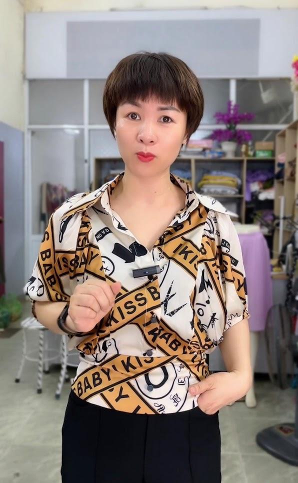 áo sơ mi nữ công sở phối đồ mặc đẹp thời trang thủy quảng ninh
