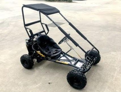 6.5Hp 4 Stroke Gokart Buggy Petrol Powered Motorised Single seater Kart