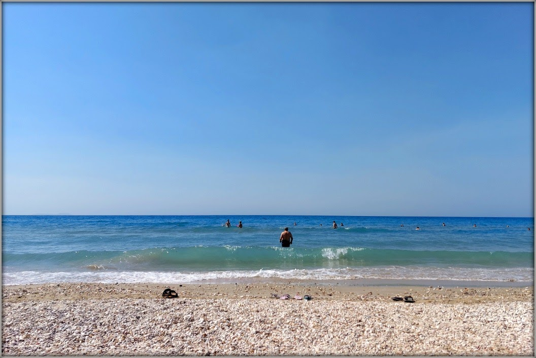 Остров Корфу. Как мы вернули себе ощущение радости от путешествий...