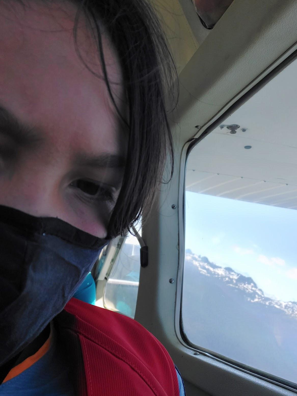 Me in Float Plane