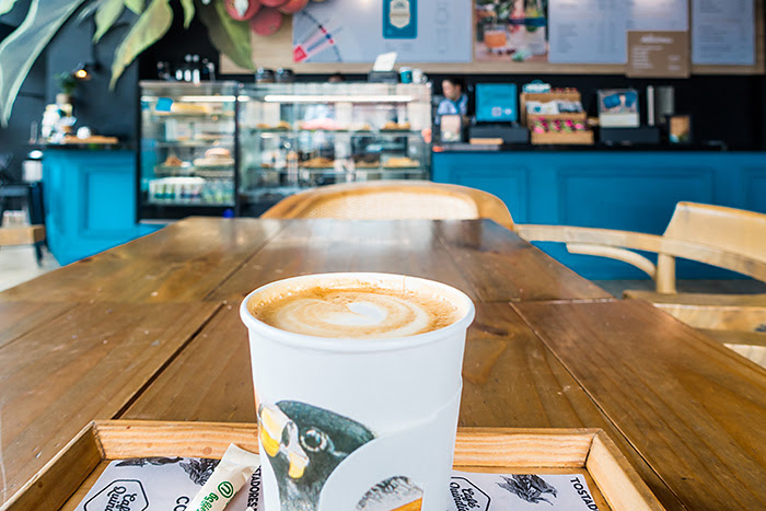 Cafea columbiană, Bogota