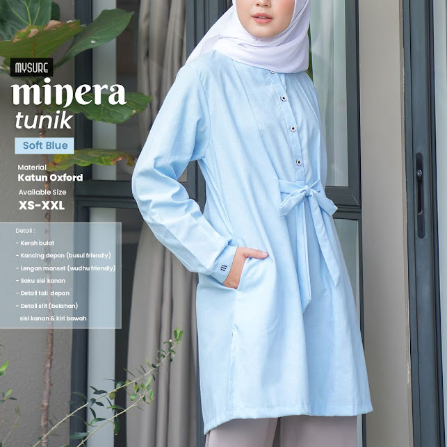 minera soft blue