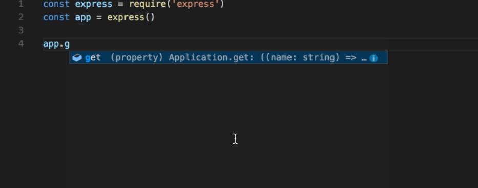 Minh họa IntelliSense của VS Code. Nguồn ảnh: https://code.visualstudio.com/docs/editor/intellisense