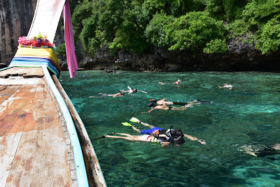 Half-Day Tour to Phi Phi Leh by Longtail Boat from Phi Phi Don