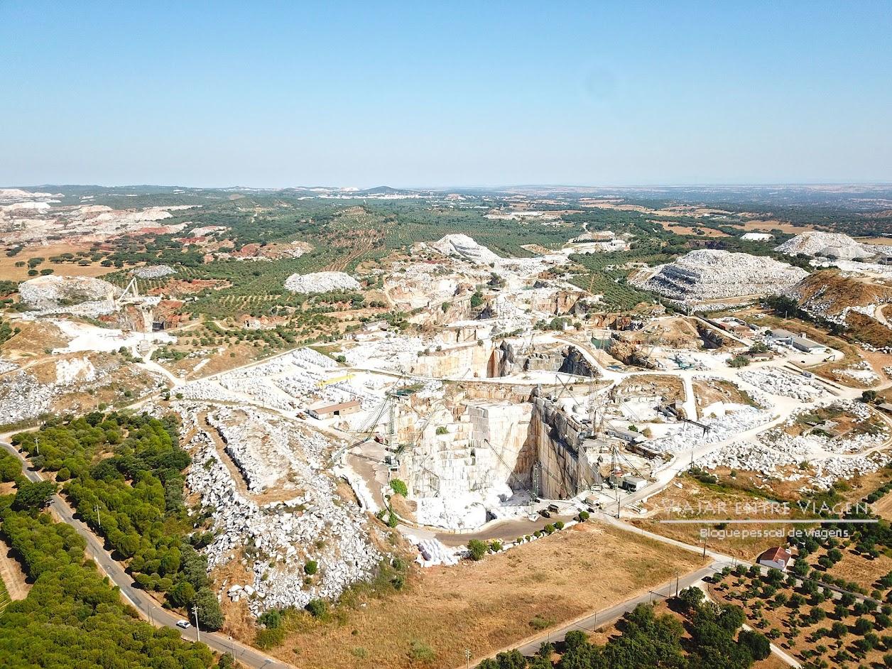 BORBA DO ALENTEJO - O que visitar e fazer do mármore aos vinhos