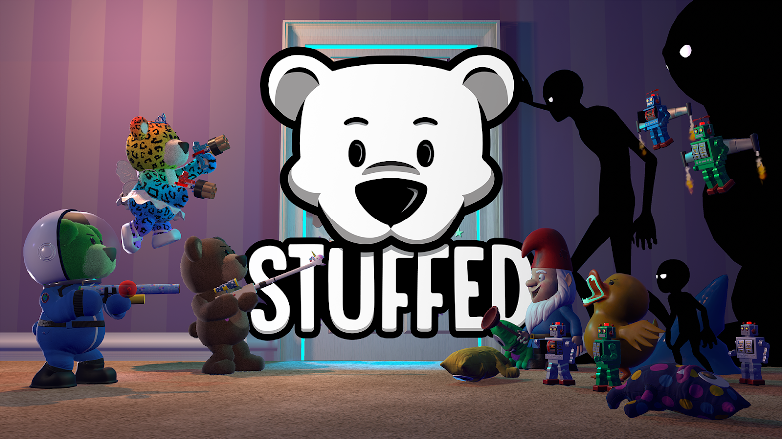Forget Zombies Make Way For Stuffed
