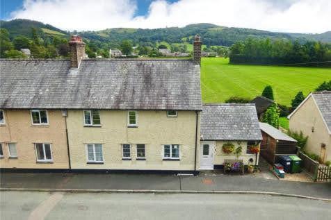 Meifod home on market