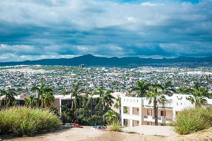 Pedregal, Cabo