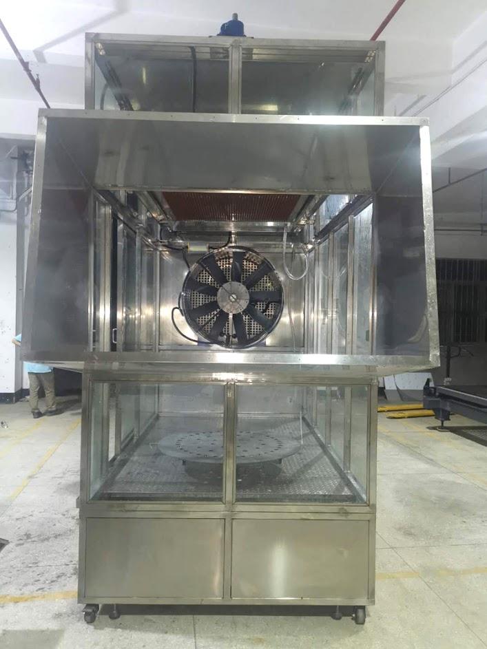 MIL STD 810H Test Method 506.6 Rain Test Equipment