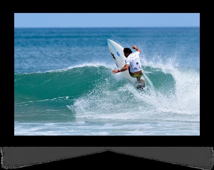 Surf en Olón-La Mariposa Hostal