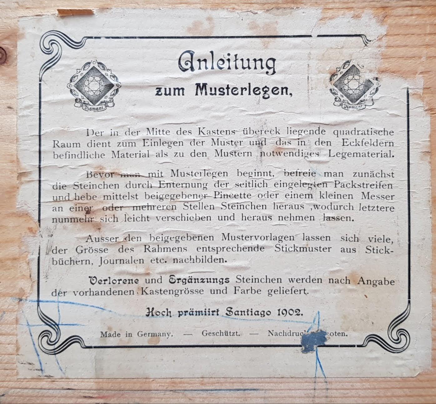 Gebrüder Keller - Mona - F.AD.Richter - Anker Karola - um 1905-1910