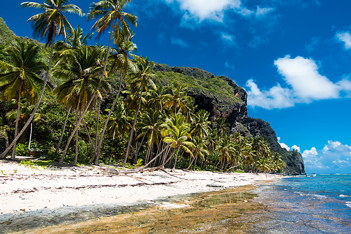 Plaja Fronton, Las Galeras, Republica Dominicană