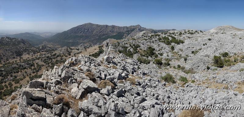 Tajo Ladeao - Lapiaces del Endrinal - Cortados del Tejar