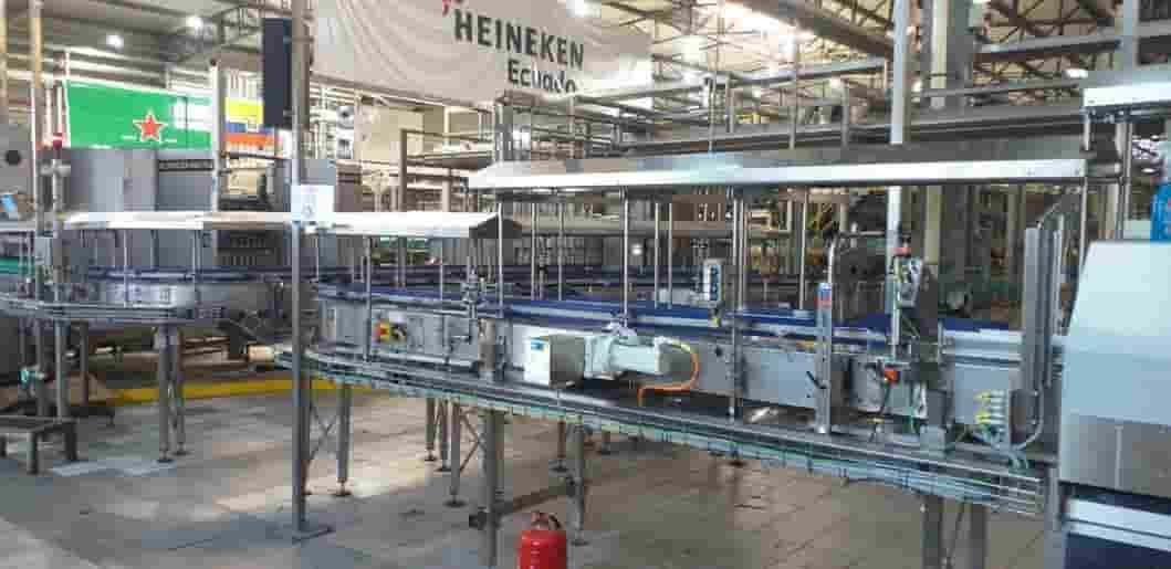 Indusolmos Montaje de equipos Industriales Ecuador