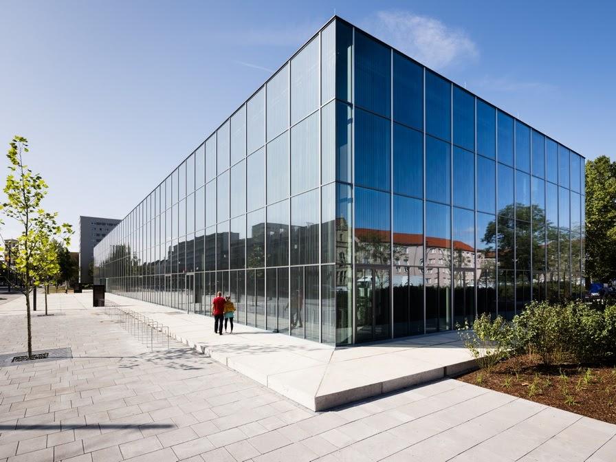 Bauhaus Museum Dessau, Bildnachweis Stiftung Bauhaus Dessau - Foto Meyer, Thomas, 2019 OSTKREUZ